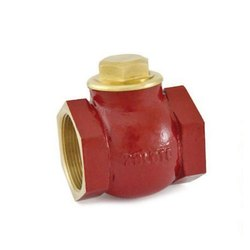 1010 Screwed Bronze Horizontal Check Valve