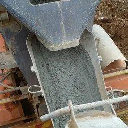 Gray M30 Ready Mix Concrete, For Construction