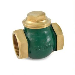 1011 Screwed Bronze Horizontal Check Valve