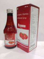 Lycopene Vitamins And Minerals Syrup