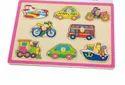 Flat Puzzle Transports
