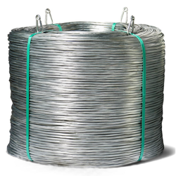 Hot Dipped Galvanized Wire, Gauge Size: 8, Thickness: 3 Mm