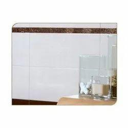 White Gloss Designer Kitchen Wall Tiles, Thickness: 5-10 mm, Size: 30 * 60 (cm)