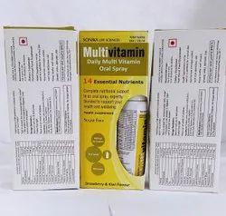 Sonika Multivitamin Spray