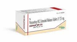 XEPAR-SR-12.5/25/37.5 (Paroxetine Tablets I.P.)