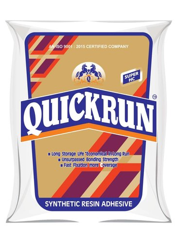 Quick Run Super HC Synthetic Wood Adhesive