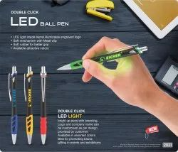 Engraved Promotional LED Pen, For Writing