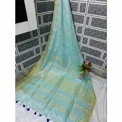 Ladies Cotton Block Printed Fabric