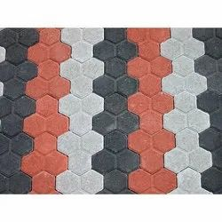 Footpath Interlocking Paver Blocks