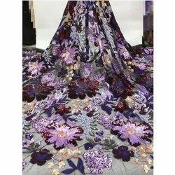 Casual Wear Ladies Hand Work Designer Saree, 6.3 m (with blouse piece)
