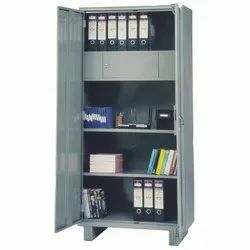 Powder Coated Store-well Almirah, For Office, No Of Lockers: Cabinet With 2 Shelves