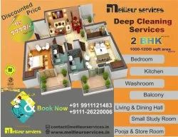 2 BHK Room Cleaning Services