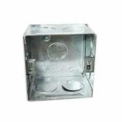 Modular Square Aluminum Electrical Box