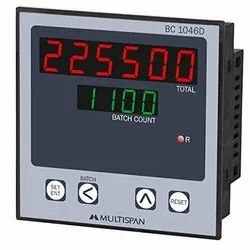 BC-1046D Multispan Digital Counters