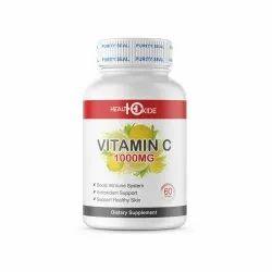 HealthOxide Vitamin C 500mg(60 Tablet)