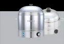 Md Round Electric Food Steamer (corn Steamer), Size: 10 Ltr