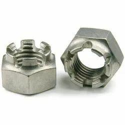 Hexagonal Castle Nut