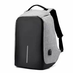 Fabric Anti-theft And Water Resistant Laptop Backpack Bag