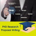 Phd Research Proposal Writing