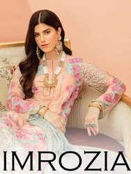 Rinaz Fashion Imorzia Vol-2 Pakistani Style Salwar Suits Catalog