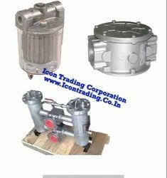 Bucket STEEL Oil and Gas Filters, For Boiler, Burner