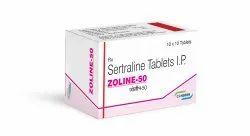 ZOLINE-50/100 (Sertraline Tablets I.P. )