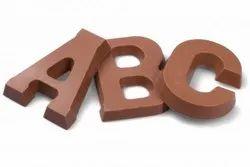 Dark Chocolate - Alphabet Share