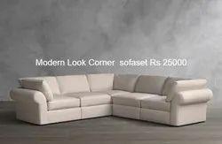 Modern Look Corner Sofa Set