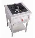 Single Burner Gas Range, For Commercial Kitchen, Model Name/number: Md:015