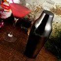 French Cocktail Shaker Black 2 Pcs Shaker