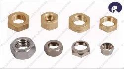 Industrial Brass Nuts