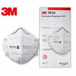 3M 9010 N95 Particulate Respiratory Mask