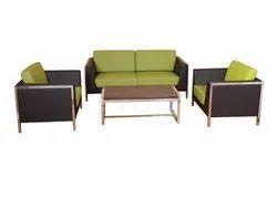 ES-1502 4 Seater Office Sofa