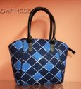 SNF Fabric Printed Ladies Hand Bag,