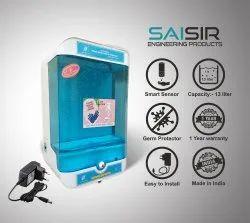 Touchless Hand Sanitizer Dispenser Model No. C-110GG