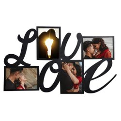 Wooden 4 In 1 Decorative Photo Frames, For Gift Purpose, Size: 8 X 11 Inch