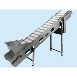 RADHEIoT Side Wall Cleated Belt Conveyor
