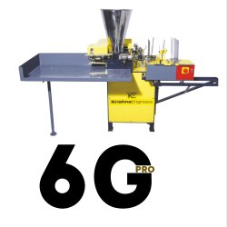 6G PRO MODEL FOR AGARBATTI MAKING MACHINE