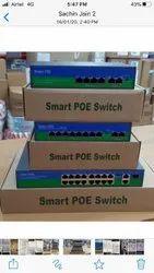 4+8 Port Poe Switch