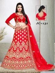Embroidered Fancy Bridal Lehenga Choli