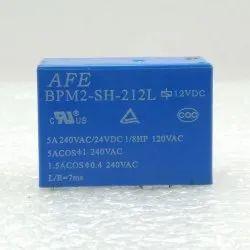 AFE BPM2-SH-212L 12VDC, For Relay