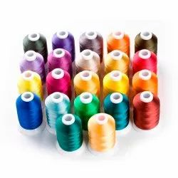 Unique Corporation Bright Polyester Trilobal Yarn, For Textile Industry