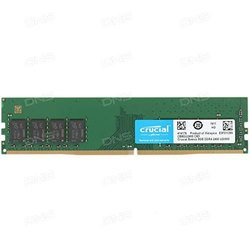50-60 Hz DRAM Crucial 8GB Single DDR4 Ram, Model Name/Number: CT8G4DFS8266