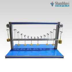 Suspension Bridge Apparatus - (SISSBA-09)