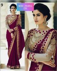 Mkc Designer Saree For Women