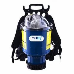 Brand: NACS NVAC-BP Backpack Vacuum Cleaner 220/110 Volt, Size/dimension: 5 L Tank