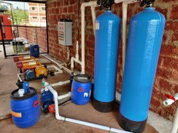 5 Kld To 300 Kld Mbbr Civil Structure Sewage Treatment Plant (STP)