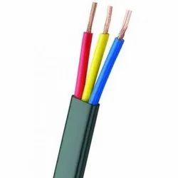 Three Core Flat Submersible Cables
