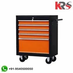 5 Drawer Tool Trolley
