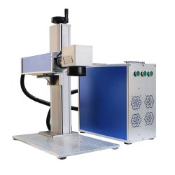 Vision Media Fiber Laser Marking Machine VM-FL-W30